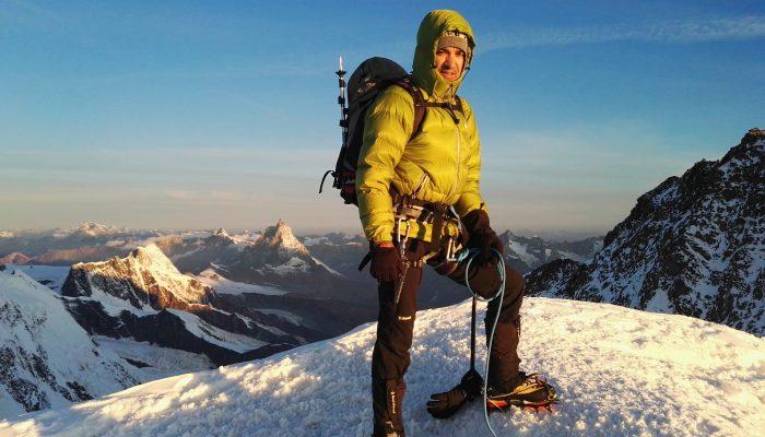 ALPES. Alta Ruta Zermatt